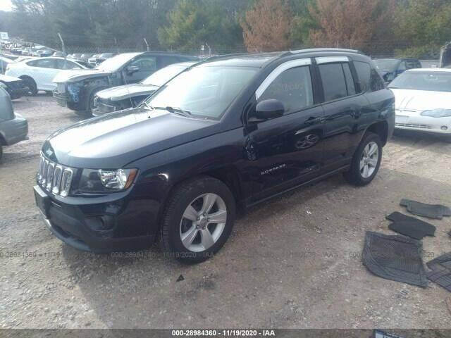 2016 Jeep Compass for sale at CousineauCrashed.com in Weston WI