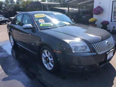 2008 Mercury Sable for sale at Freeborn Motors in Lafayette OR