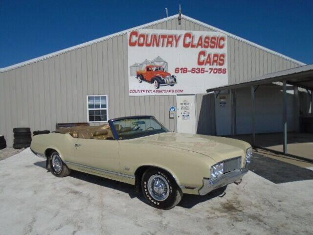 1970 Oldsmobile Cutlass Supreme for sale in Staunton, IL