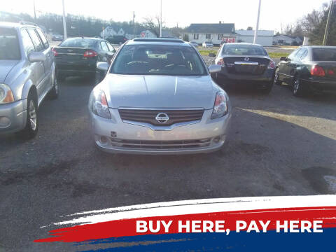 2007 Nissan Altima for sale at Marino's Auto Sales in Laurel DE