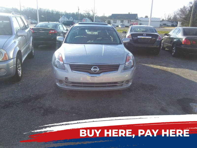 2007 Nissan Altima for sale at Marino's Auto Sales in Laurel DE