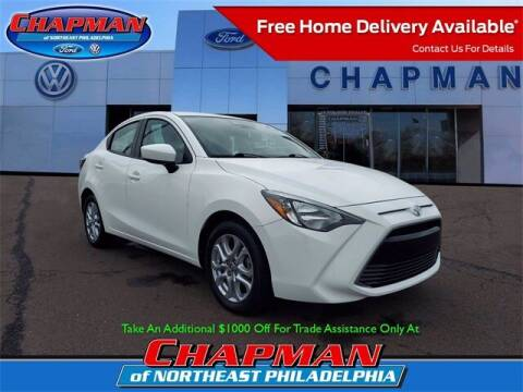 2017 Toyota Yaris iA for sale at CHAPMAN FORD NORTHEAST PHILADELPHIA in Philadelphia PA