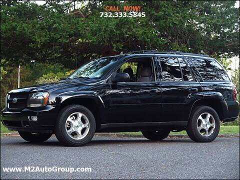 2008 Chevrolet TrailBlazer for sale at M2 Auto Group Llc. EAST BRUNSWICK in East Brunswick NJ