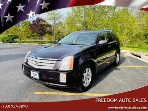 2009 Cadillac SRX for sale at Freedom Auto Sales in Chantilly VA