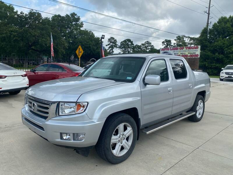 2013 Honda Ridgeline for sale at Auto Land Of Texas in Cypress TX
