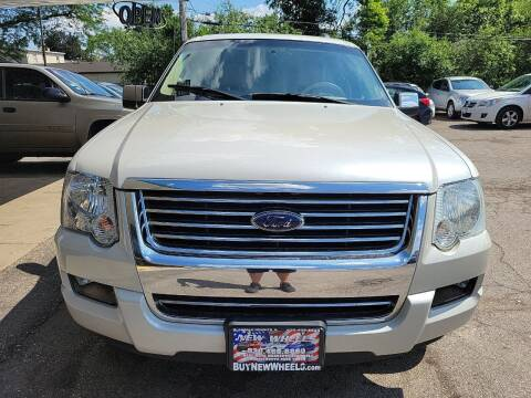 2006 Ford Explorer for sale at New Wheels in Glendale Heights IL