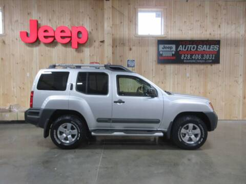 2010 Nissan Xterra for sale at Boone NC Jeeps-High Country Auto Sales in Boone NC