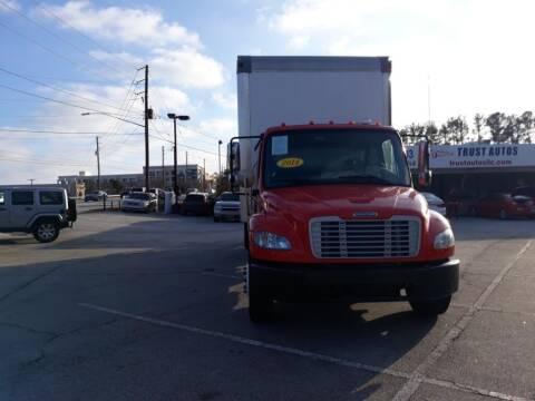 2014 Freightliner M2 106 for sale at Trust Autos, LLC in Decatur GA