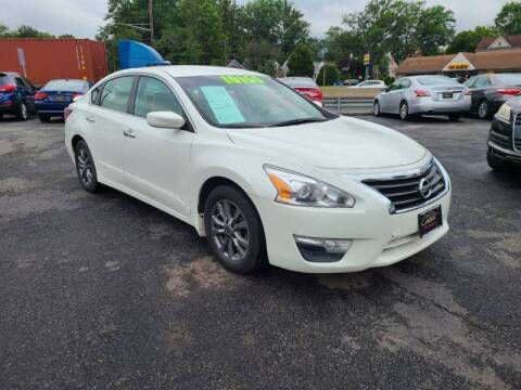 2015 Nissan Altima for sale at Costas Auto Gallery in Rahway NJ