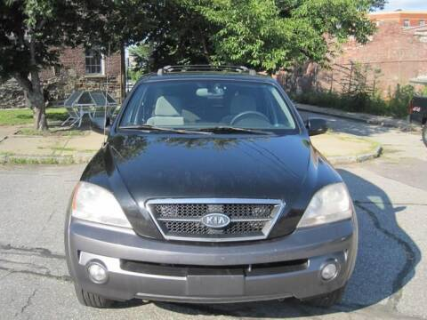 2005 Kia Sorento for sale at EBN Auto Sales in Lowell MA