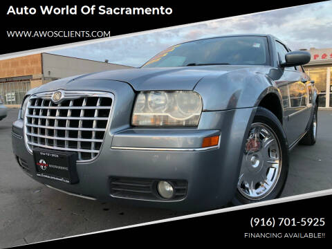 2007 Chrysler 300 for sale at Auto World of Sacramento Stockton Blvd in Sacramento CA