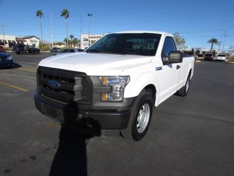 2017 Ford F-150 for sale at Charlie Cheap Car in Las Vegas NV