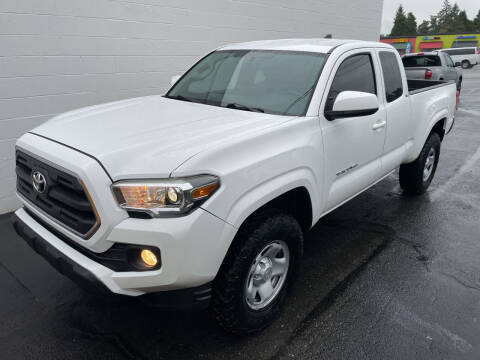 2016 Toyota Tacoma for sale at APX Auto Brokers in Edmonds WA