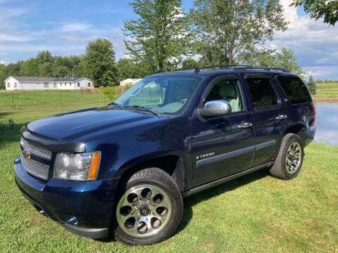 2008 Chevrolet Tahoe for sale at K2 Autos in Holland MI