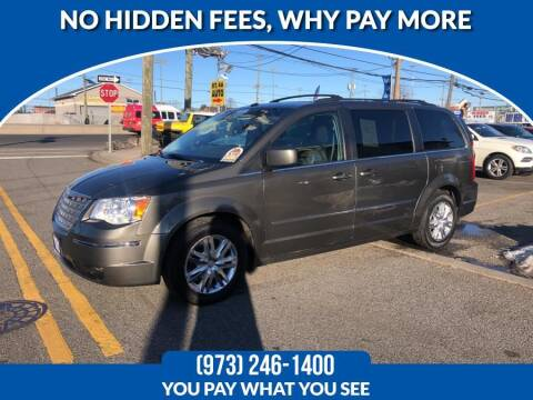 2010 Chrysler Town and Country for sale at Route 46 Auto Sales Inc in Lodi NJ