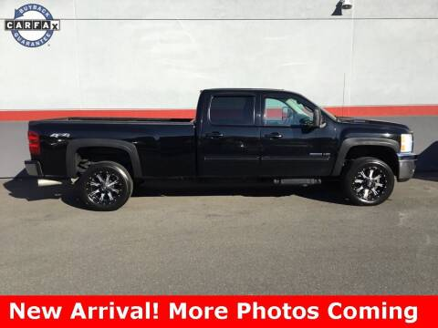 2011 Chevrolet Silverado 3500HD for sale at Road Ready Used Cars in Ansonia CT