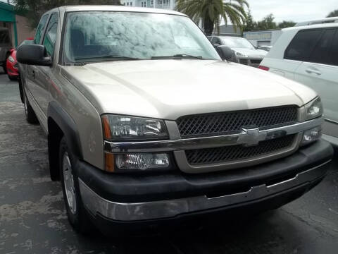 2005 Chevrolet Silverado 1500 for sale at PJ's Auto World Inc in Clearwater FL