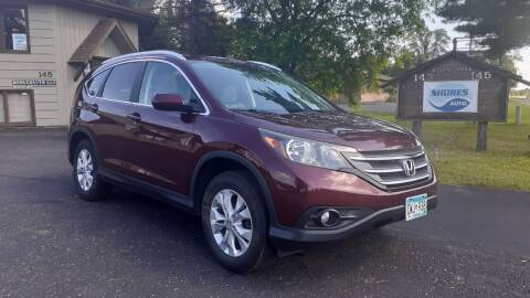 2012 Honda CR-V for sale at Shores Auto in Lakeland Shores MN