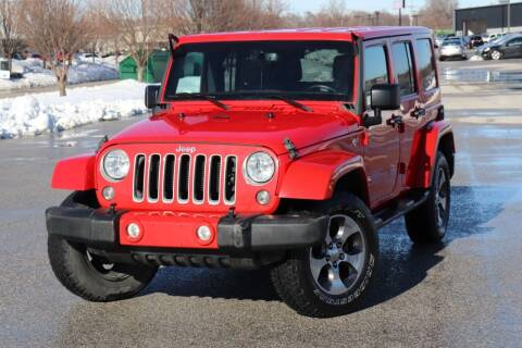 2016 Jeep Wrangler Unlimited for sale at Big O Auto LLC in Omaha NE