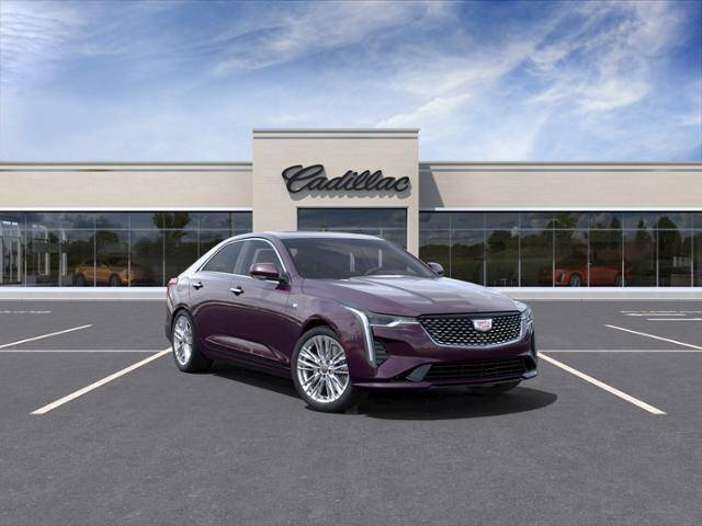 2021 Cadillac CT4 for sale in Woburn, MA