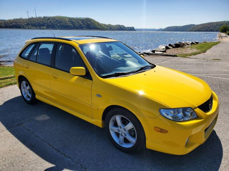 2003 Mazda Protege5 for sale at Bowles Auto Sales in Wrightsville PA
