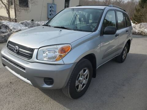 2005 Toyota RAV4 for sale at Wallet Wise Wheels in Montgomery NY