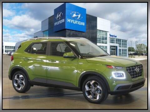 2020 Hyundai Venue for sale at Terry Lee Hyundai in Noblesville IN