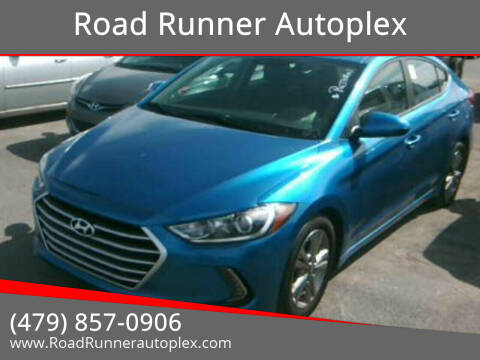 2017 Hyundai Elantra for sale at Road Runner Autoplex in Russellville AR