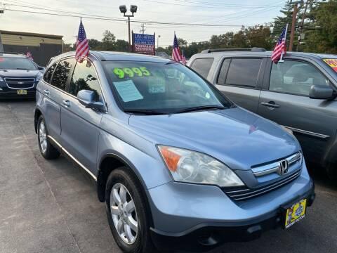 2009 Honda CR-V for sale at Primary Motors Inc in Commack NY