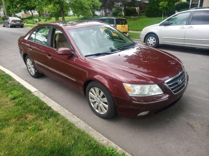2009 Hyundai Sonata for sale at REM Motors in Columbus OH