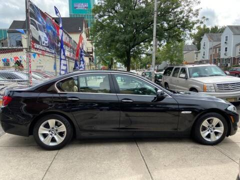 2013 BMW 5 Series for sale at Simon Auto Group in Newark NJ