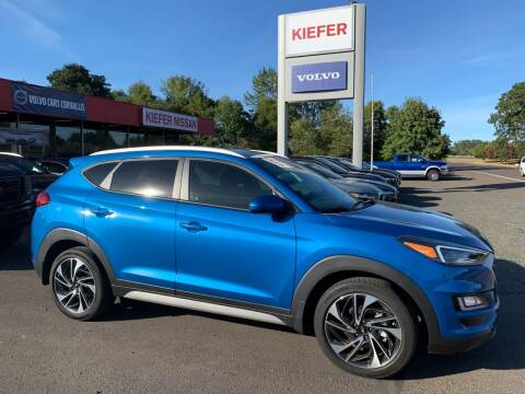 2019 Hyundai Tucson for sale at Kiefer Nissan Budget Lot in Albany OR