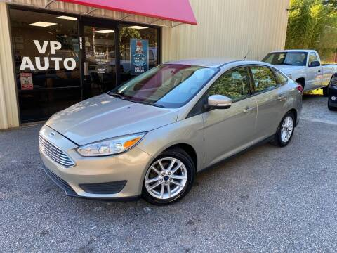 2016 Ford Focus for sale at VP Auto in Greenville SC