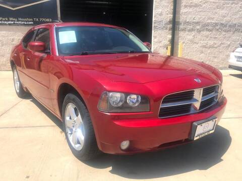 2010 Dodge Charger for sale at KAYALAR MOTORS Mechanic in Houston TX