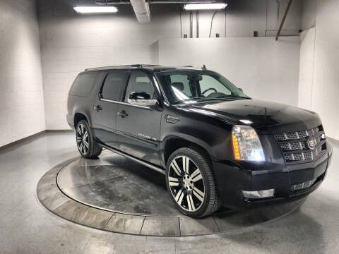 2012 Cadillac Escalade ESV for sale at CU Carfinders in Norcross GA