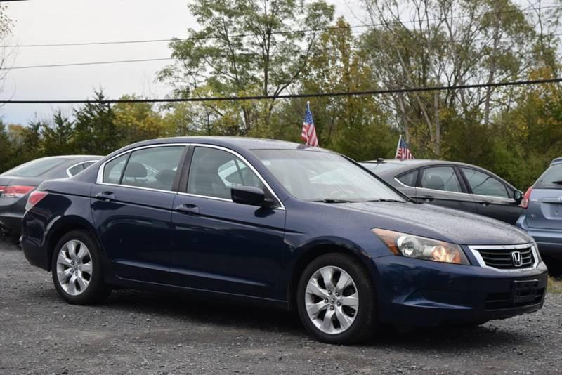 2009 Honda Accord for sale at GREENPORT AUTO in Hudson NY