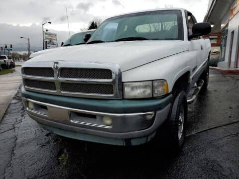 1999 Dodge Ram Pickup 1500 for sale at All American Autos in Kingsport TN