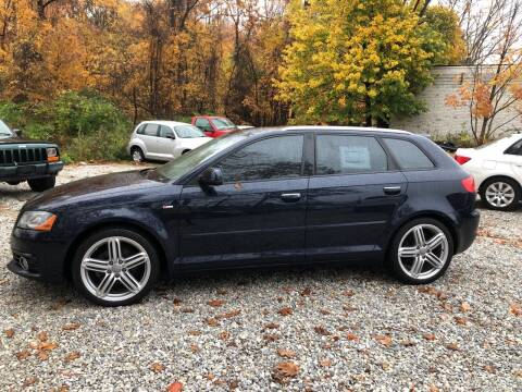 2011 Audi A3 for sale at Renaissance Auto Network in Warrensville Heights OH