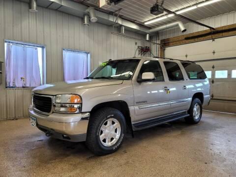 2004 GMC Yukon XL for sale at Sand's Auto Sales in Cambridge MN