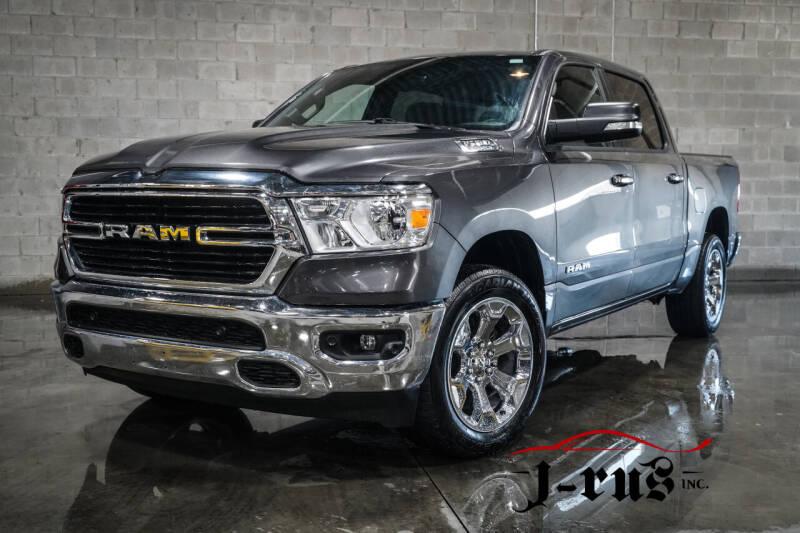 2019 RAM Ram Pickup 1500 for sale at J-Rus Inc. in Macomb MI