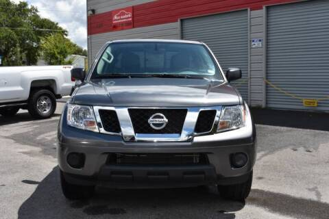 2019 Nissan Frontier for sale at Mix Autos in Orlando FL