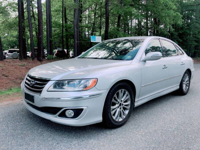2011 Hyundai Azera for sale in Oilville, VA