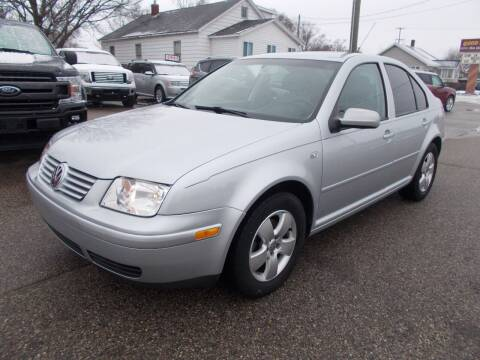 2003 Volkswagen Jetta for sale at Jenison Auto Sales in Jenison MI