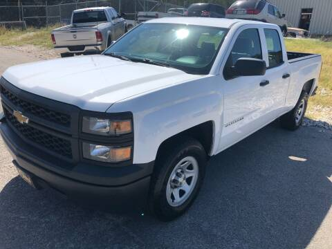 2014 Chevrolet Silverado 1500 for sale at Central Automotive in Kerrville TX