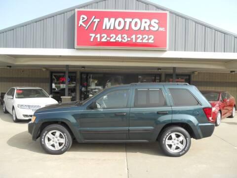 2005 Jeep Grand Cherokee for sale at RT Motors Inc in Atlantic IA