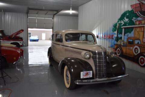 1938 Chevrolet Master Deluxe for sale at Classic Car Deals in Cadillac MI