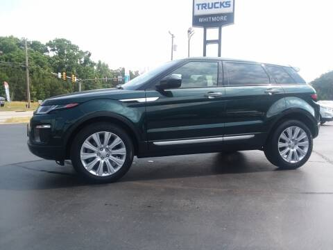 2016 Land Rover Range Rover Evoque for sale at Whitmore Chevrolet in West Point VA