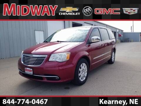 2011 Chrysler Town and Country for sale at Heath Phillips in Kearney NE