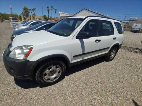 2006 Honda CR-V for sale at ACE AUTO SALES in Lake Havasu City AZ