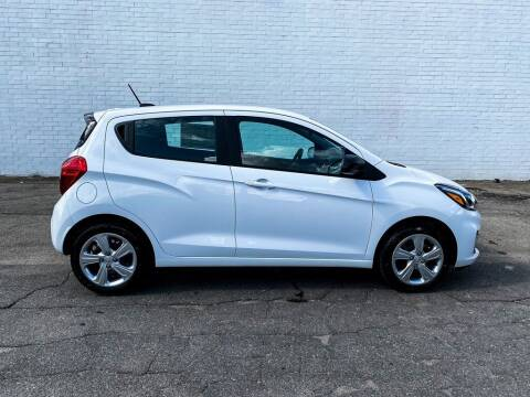 2021 Chevrolet Spark for sale at Smart Chevrolet in Madison NC